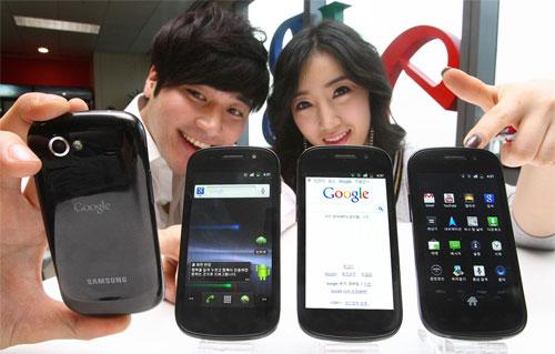 Samsung Nexus S (SHW-200S/K) Hits South Korean Market