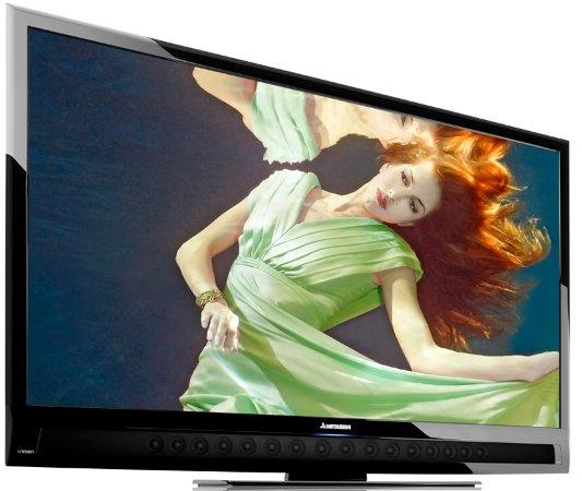 Mitsubishi LCD HDTVs