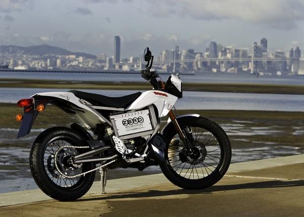 Zero XU Electric Motorcycle
