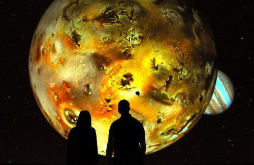 Adler Planetarium Grainger Sky Theater