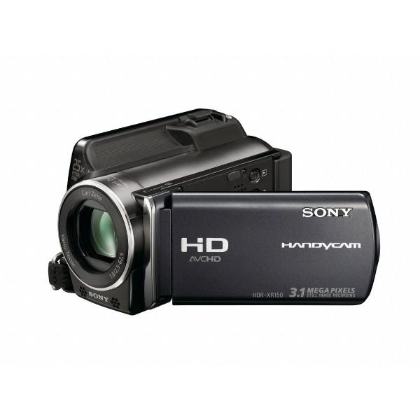 Sony HDR-XR150 HD 120GB  HDD Handycam Camcorder
