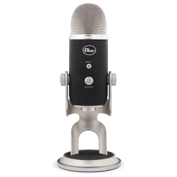 Blue Yeti Pro Multipattern Condenser Microphone