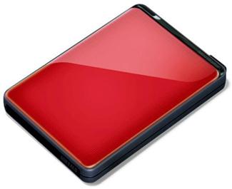 Buffalo MiniStation HD-PNTU2 Portable HDD
