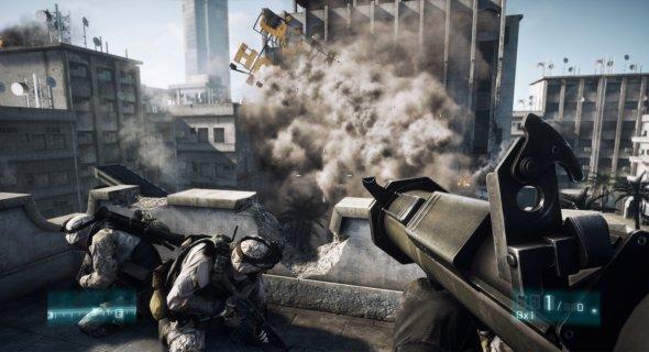 12 Min Trailer of Battlefield 3