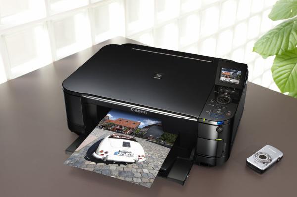 Canon Pixma Mp560 Wireless Inkjet All-in-one Photo Printer Driver