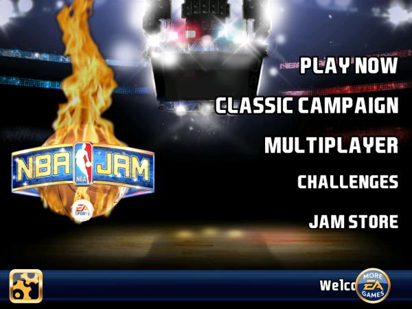 NBA JAM HD Slam Dunks Its Way Onto the iPad