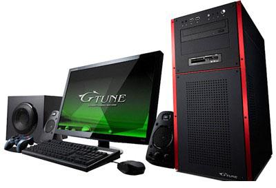 Mouse Computer MASTERPIECE i1320BA5-Liquid Desktop PC