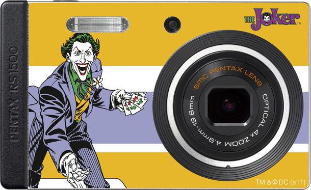 DC Super Heroes Collector Camera