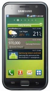Samsung Galaxy S 2011 Edition Smartphone