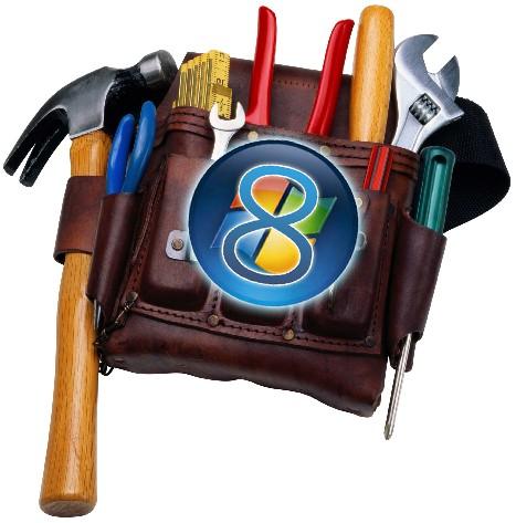 Download Windows 8 Tweaker Tool to Unlock Hidden Windows 8 Features