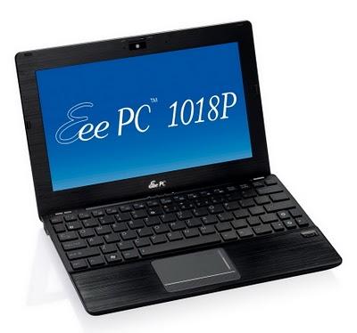 ASUS Eee PC 1018P 10.1″ LED Netbook