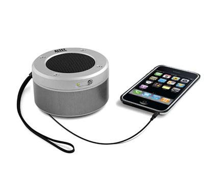 Altec Lansing iM-237 Orbit Ultraportable Speaker