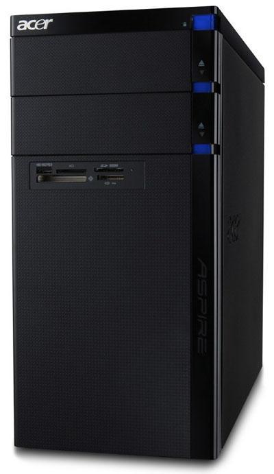 Acer Aspire M3920 Multimedia Desktop PC Powered By Sandy Bridge Processor
