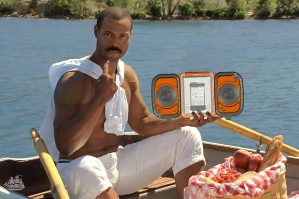 Eco Terra iPhone Dock