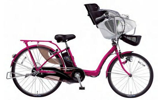 Panasonic Gyutto E-Bike