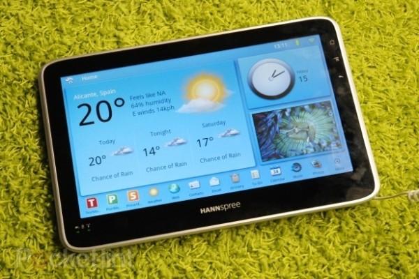 Hannspree SN10T1 Tablet