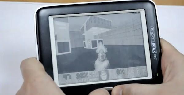 Doom 2 On PocketBook 360