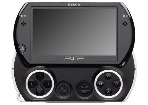 Sony Gives PSP Go the Axe