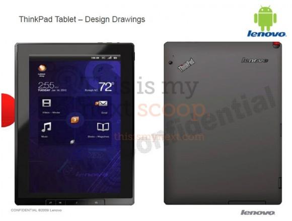 Lenovo ThinkPad Tablet (Updated)