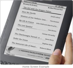 Kindle eBooks Now Outselling Print Books On Amazon