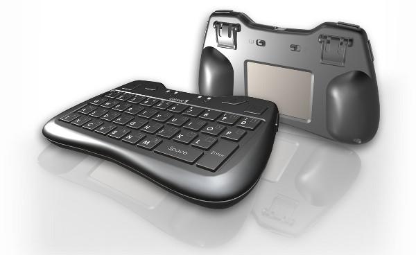 iTablet Bluetooth Thumb Keyboard