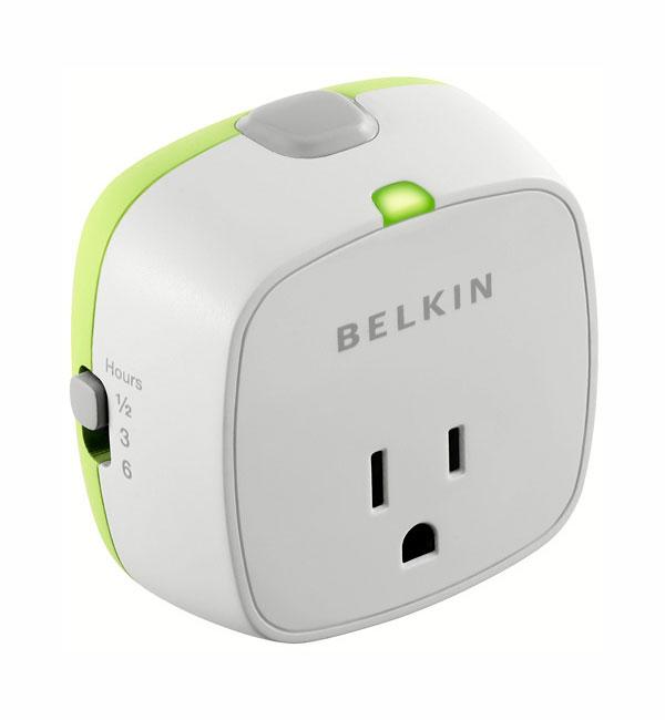 Belkin Conserve Socket F7C009q Energy-Saving Outlet