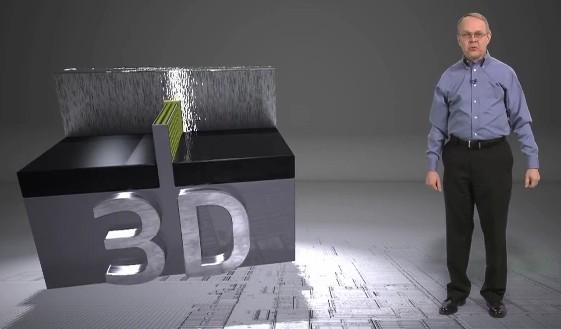 "Intel Introduces World's First 3D Transistor ""Ivy Bridge"""