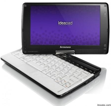 Lenovo Ideapad 06517HU Windows 7 Tablet Netbook Available At Amazon