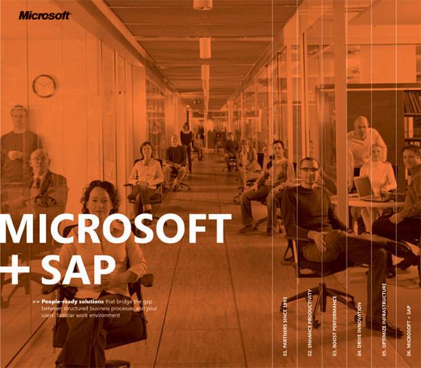 Microsoft Taking SAP