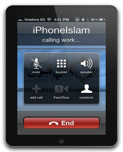PhoneItiPad Hack Turns Your iPad 3G Into iPhone