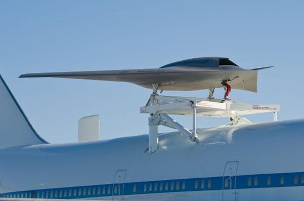 Boeing Phantom Ray Aircraft