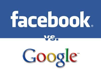 Facebook Targets Google