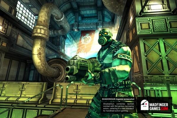 Madfinger Shadowgun Game