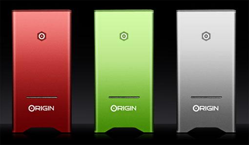 Origin Chronos Gaming PC