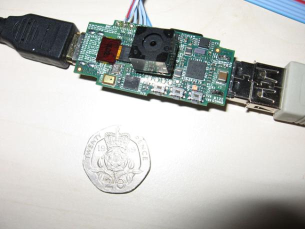 Raspberry Pi Minicomputer