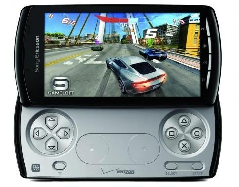 Sony Ericsson Xperia Play Hits Verizon