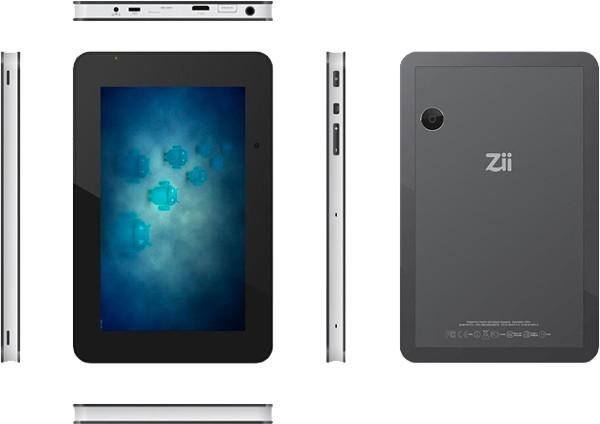 ZiiLabs Jaguar Family Of Honeycomb Tablets