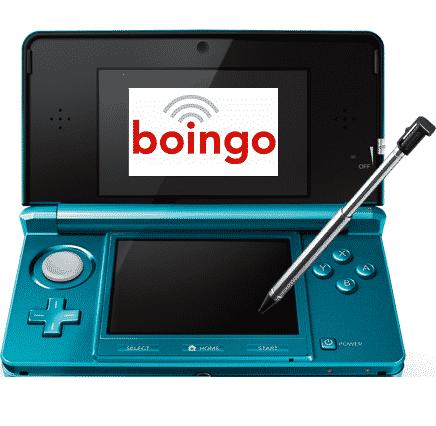 Boingo Wi-Fi Free For Nintendo 3DS