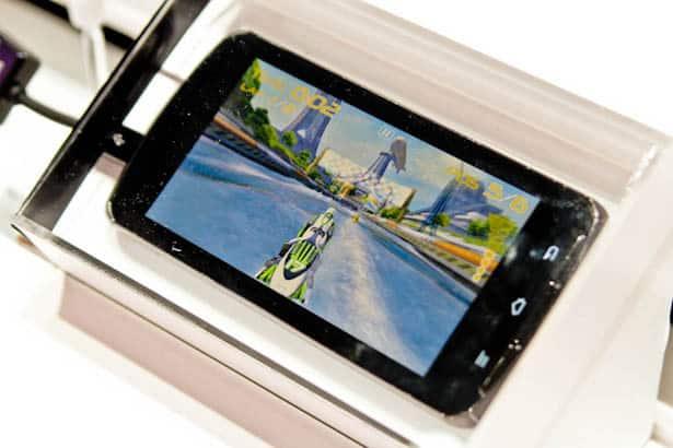 Fujitsu Protoype Tegra-3 phone
