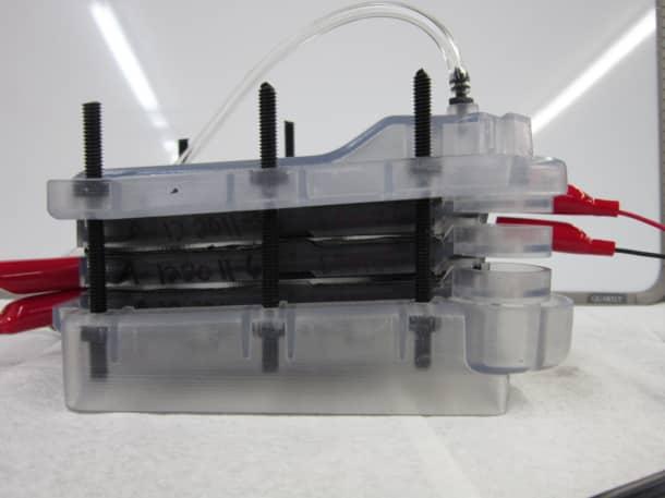 Zinc Air Battery : Eos developes cheap zinc air long life electrically