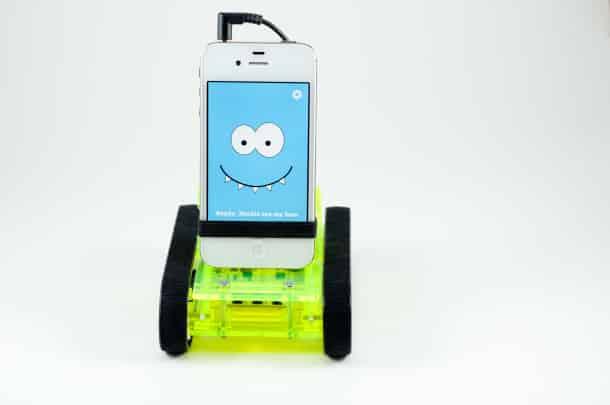 Romo – The Smartphone Robot Once A KickStarter Project ...