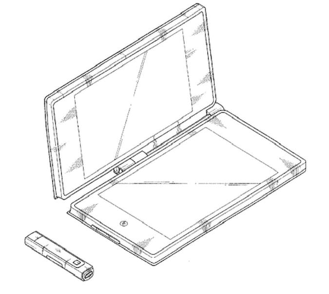 samsung may bring dual screen galaxy tablet