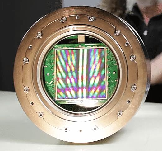 112 Megapixel Camera, Image Credit : Screen Shot From YouTube