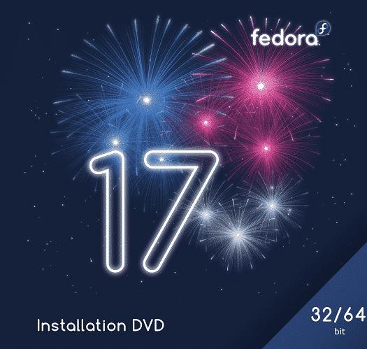 Fedora 17, Image credit: Fedora Project