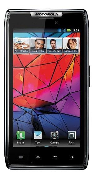 Motorola RAZR, Image Credit: Motorola