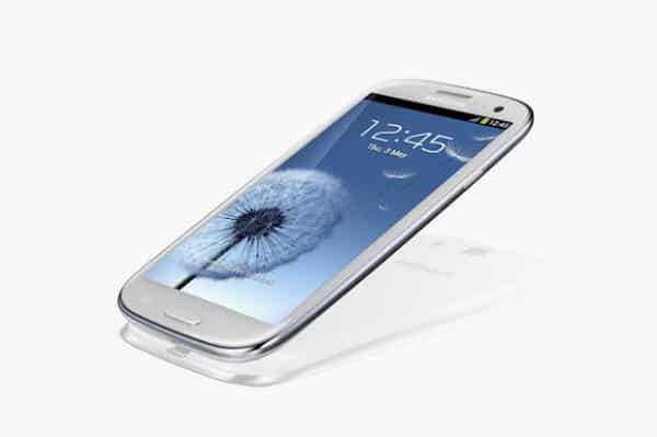 Samsung Galaxy S III, Image Credit: TTJ