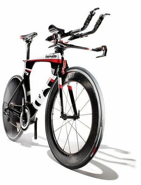 Cervélo P5 Bicycle, Image Credit : Cervelo