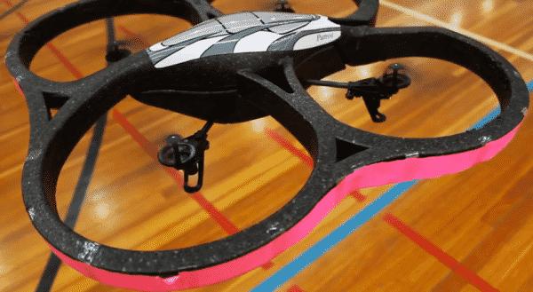 Closer View Of The 'Joggobot' Prototype, Image Credit : http://www.designboom.com