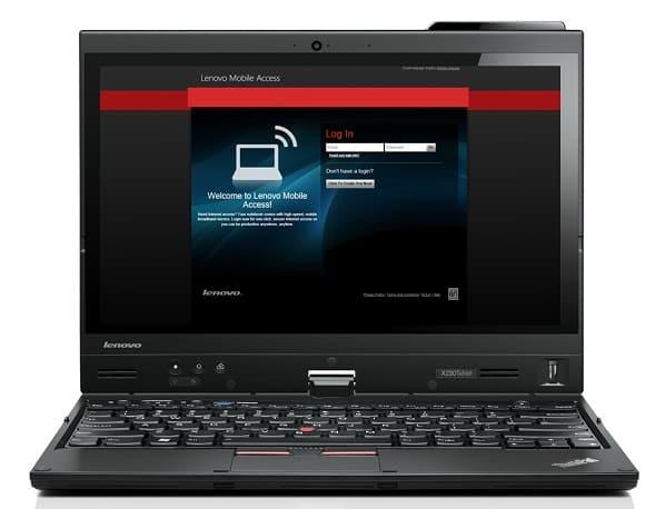 Lenovo Mobile Access, Image Credit: allthingsd