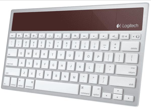 Logitech's K760 Keyboard, Image Credit : Logitech